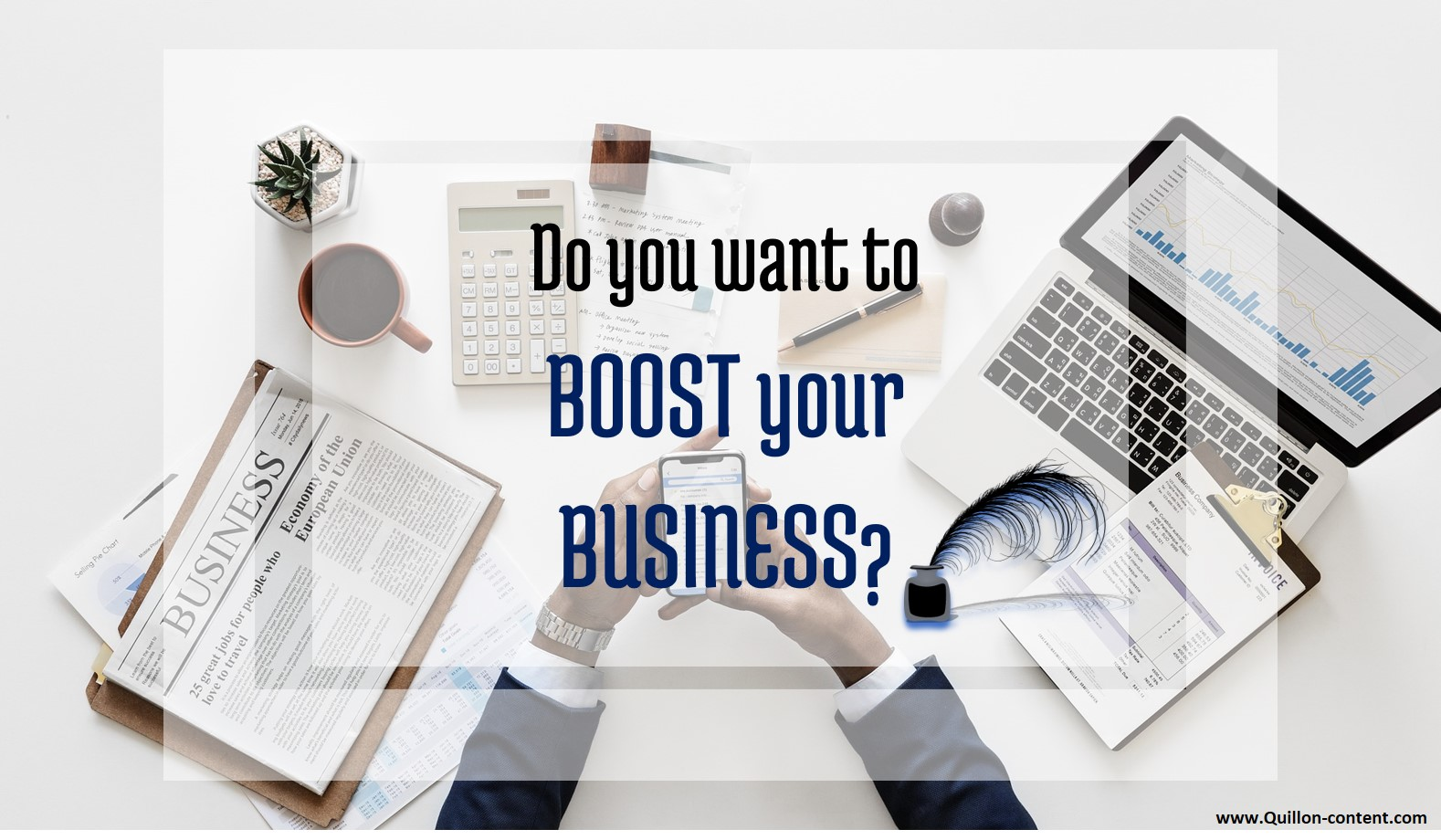 Business Strategies - Magazine cover
